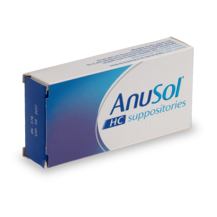 Buy Anusol HC Online: Ointment (cream) or Suppositories