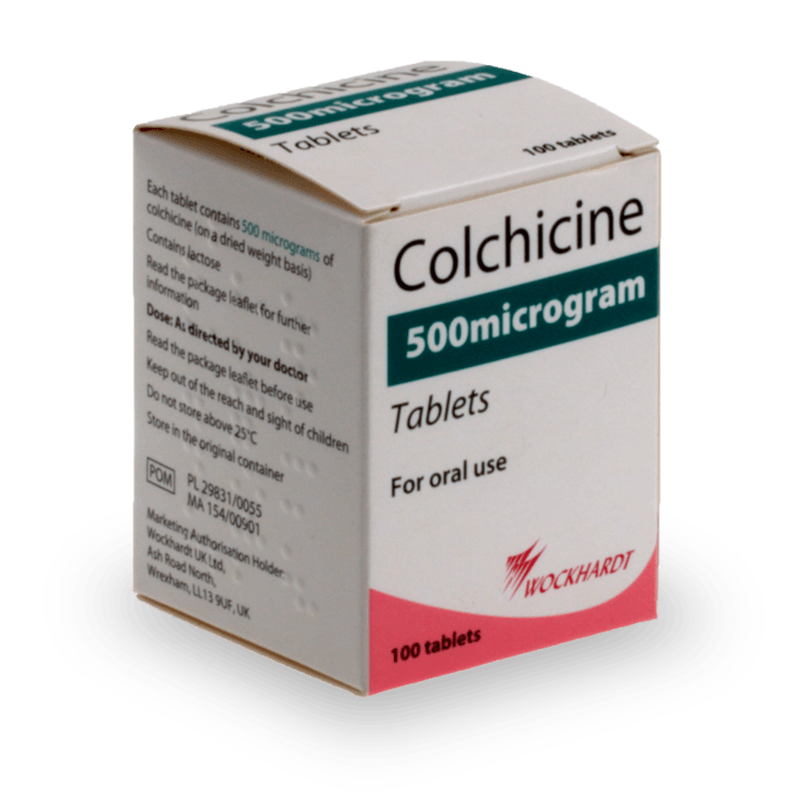 Colchicine Pills Buy