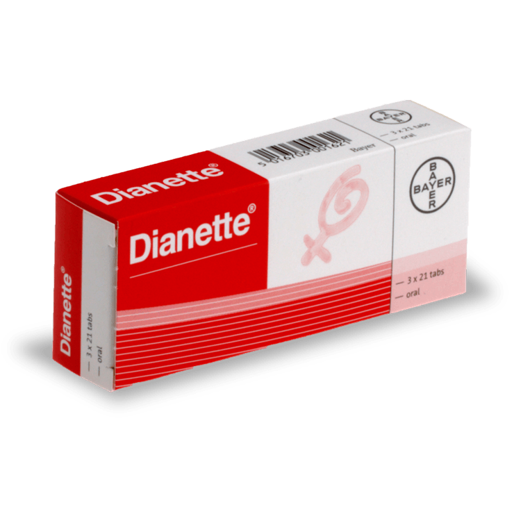 Diane 35 (Dianette)