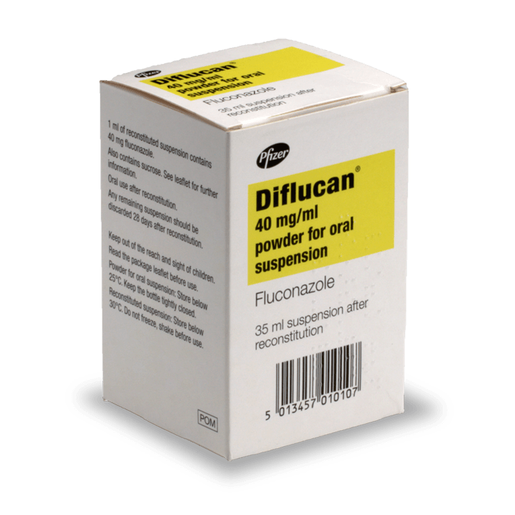 Diflucan (oral lösning)
