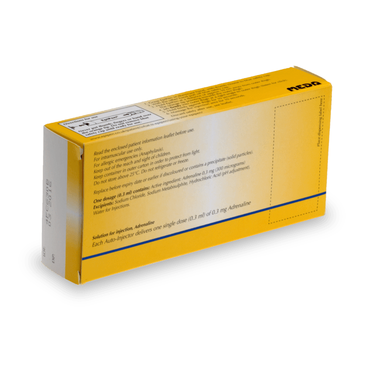 how to use an adrenaline an epipen