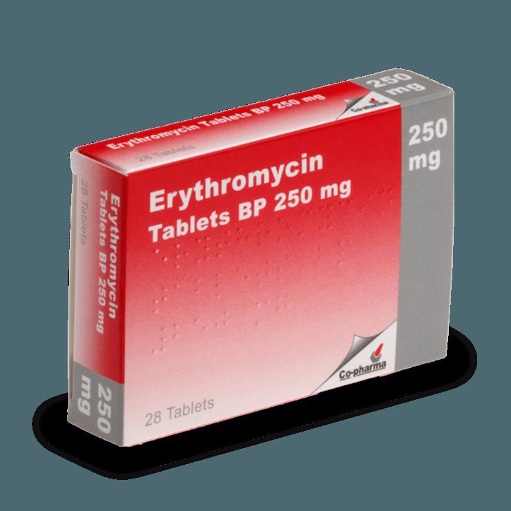Ermysin (Erythromycin)