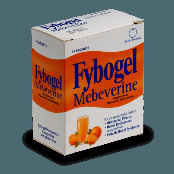 Fybogel Mebeverine