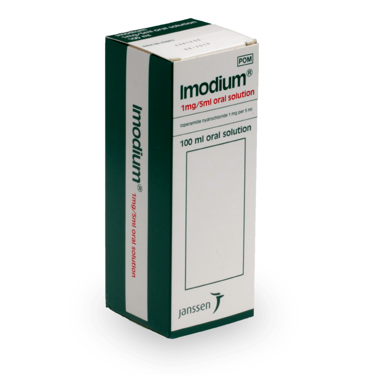Imodium Syrup SF