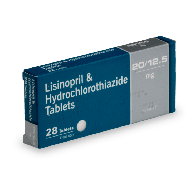 Lisinopril hydrochlorothiazide buy online