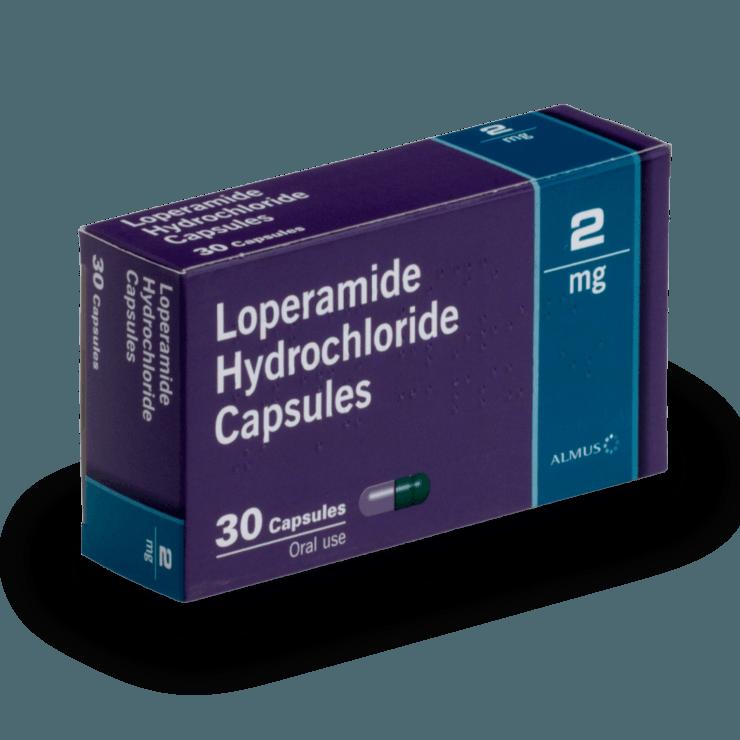 Lopéramide