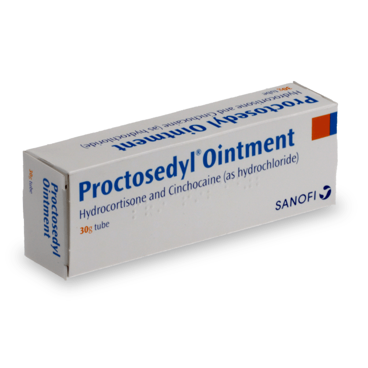 Buy Proctosedyl Online, Ointment or Suppositories