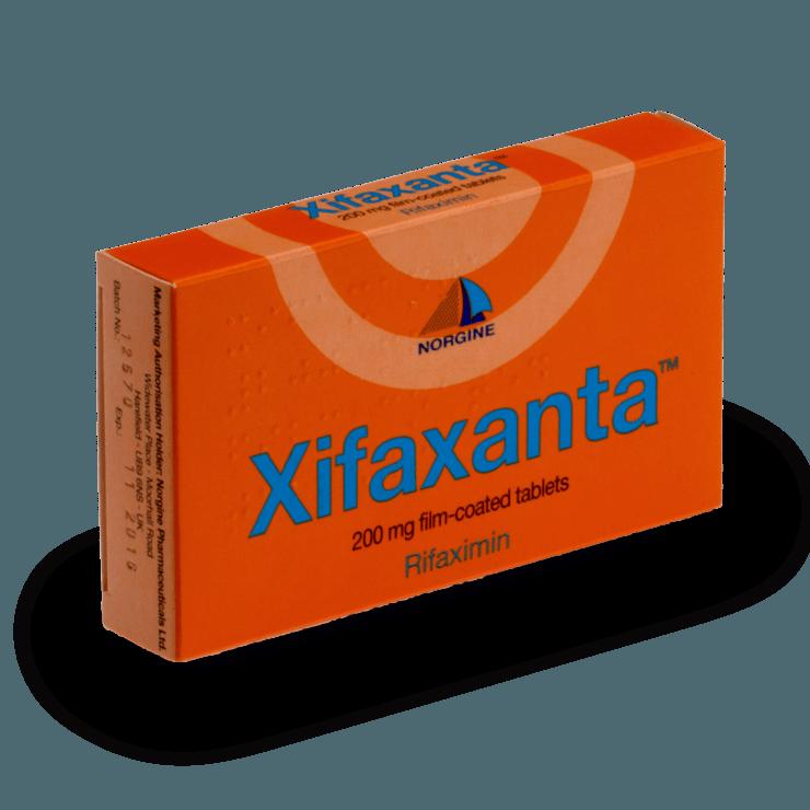 Xifaxanta (Xifaxan)
