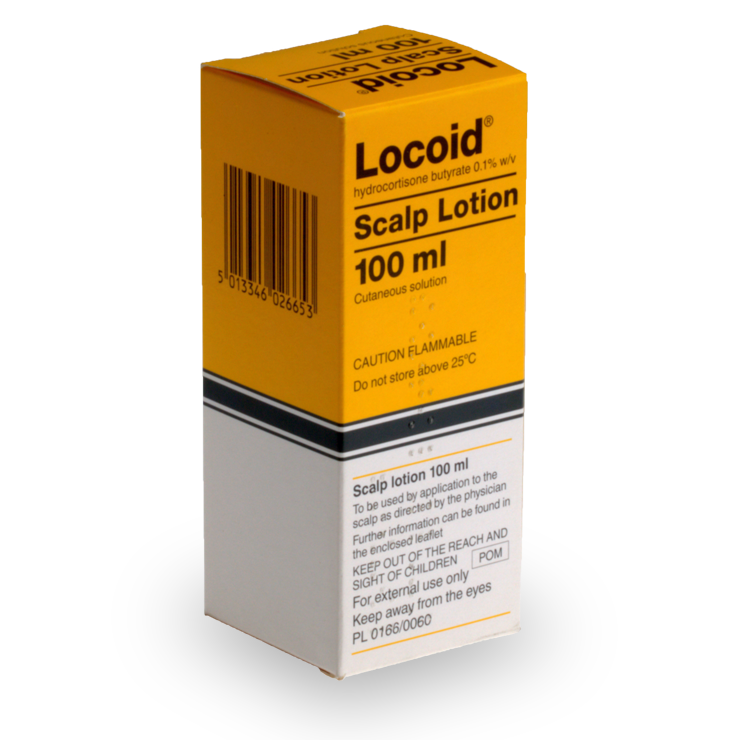 Locoid Scalp Lotion