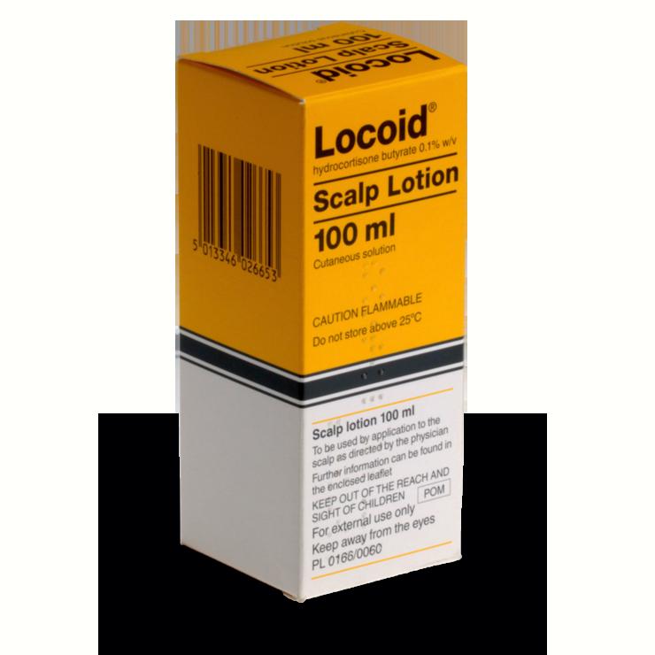Locoid (kutan lösning)