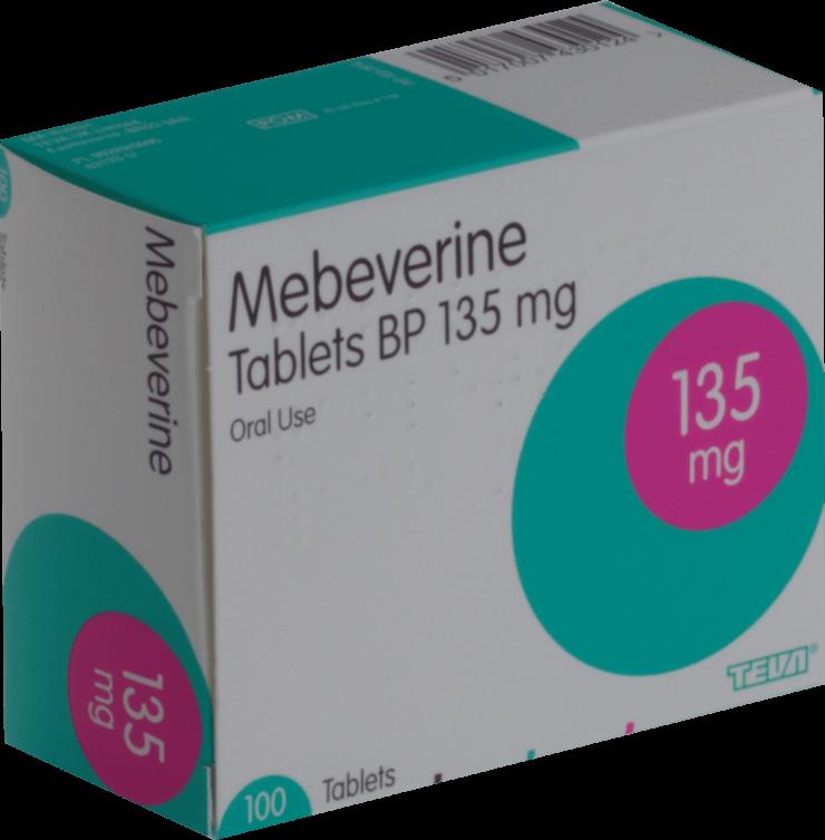 Mebeverine