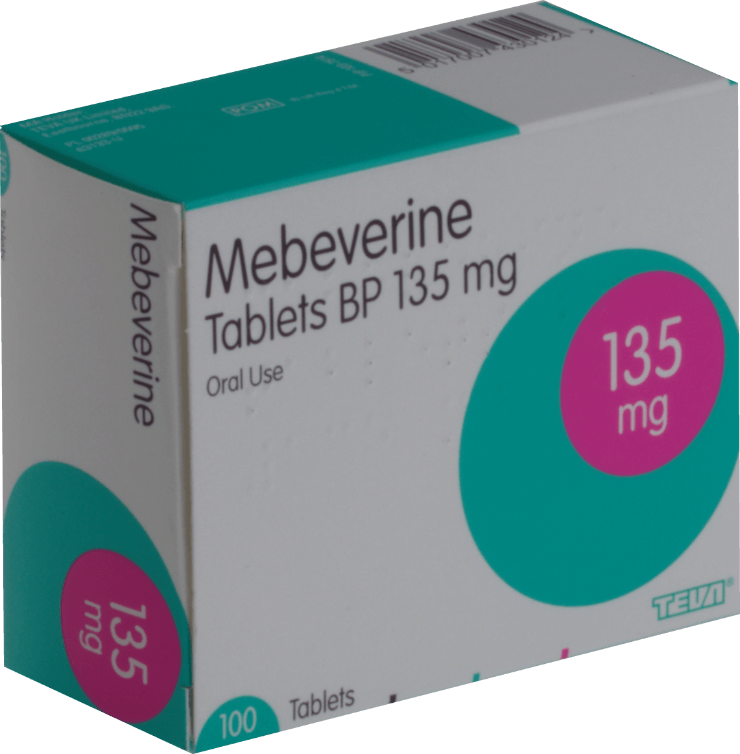 Mebeverine 135mg How Many To Take