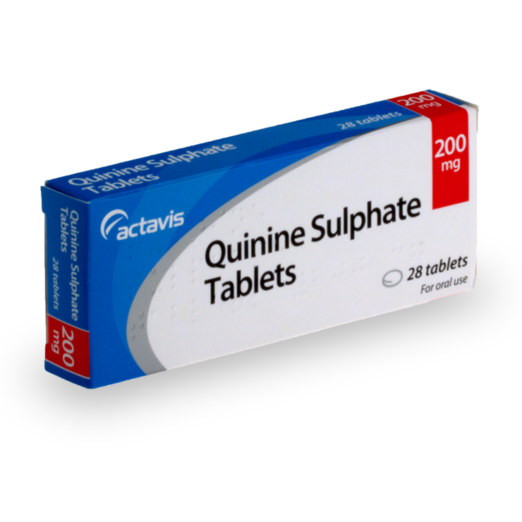 Sulphate de Quinine